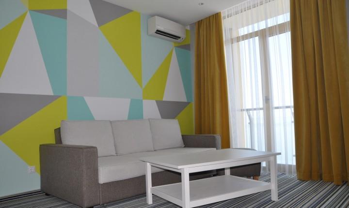 Tangerine apart-hotel Batumi family plus plus 1