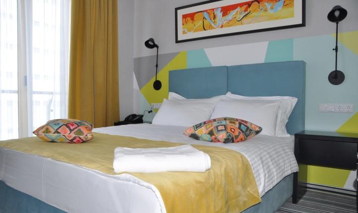 Tangerine apart-hotel Batumi family plus 2